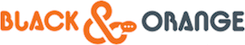 Logo Black and Orange Hubspot Platinum Partner México